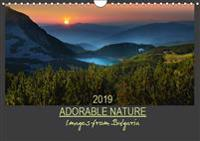 Adorable Nature - Images from Bulgaria / UK-Version 2019