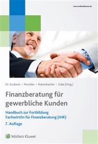 Finanzberatung für gewerbliche Kunden