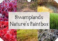 Swamplands Nature's Paintbox 2019