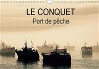LE CONQUET Port de peche 2019