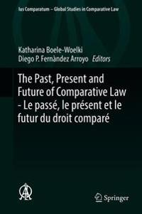The Past, Present and Future of Comparative Law / Le Passé, Le Présent Et Le Futur Du Droit Comparé
