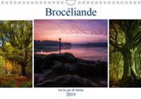 BROCELIANDE, sur les pas de Merlin 2019