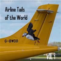 Airline Tails of the World Vol1 2019