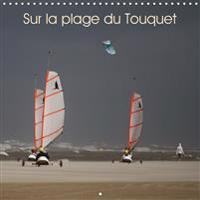 Sur la plage du Touquet 2019
