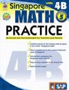 Singapore Math Practice, Level 4B Grade 5