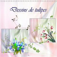 Dessins de tulipes 2019