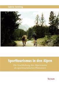 Sporttourismus in Den Alpen