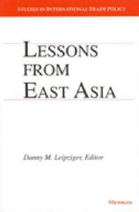 Lessons from East Asia