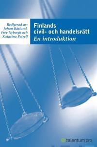 Finlands civil- och handelsrätt