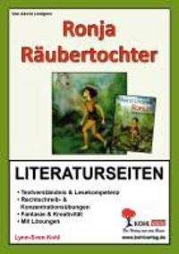 Ronja Räubertochter / Literaturseiten