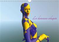 Les danseuses arlequin 2019