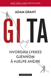 Gi og ta - Adam Grant pdf epub