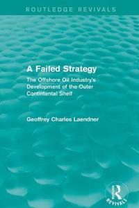 : A Failed Strategy (1993)