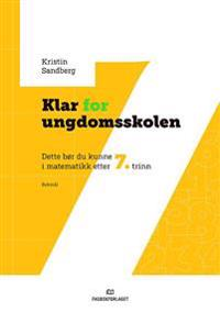 Klar for ungdomsskolen - Kristin Sandberg pdf epub