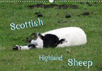 Scottish Highland Sheep (UK Version) 2019