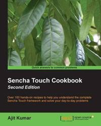 Sencha Touch Cookbook