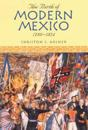 The Birth of Modern Mexico, 1780-1824