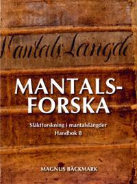MANTALSFORSKA