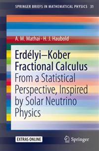 Erdelyi-Kober Fractional Calculus
