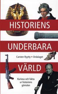 Historiens underbara värld : kuriosa och fakta ur historiens gömslen