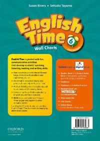 English Time: 6: Wall Chart