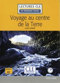 Voyage au centre de la Terre. Lektüre + Audio-Online