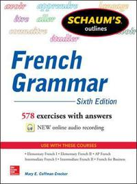 Schaum's Outlines of French Grammar