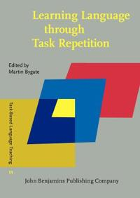 Learning Language Through Task Repetition