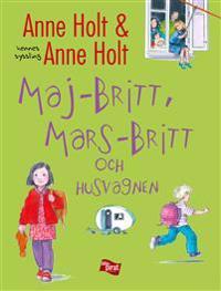 Maj-Britt, Mars-Britt och husvagnen