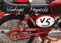Vintage Mopeds 2019