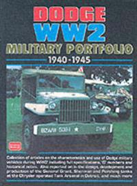 Dodge Ww2 Military Portfolio 1940-1945