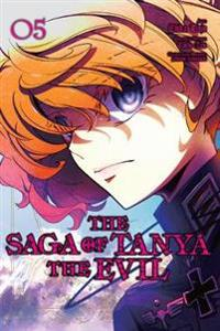 The Saga of Tanya the Evil, Vol. 5 (manga)
