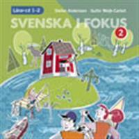 Svenska i Fokus 2 Lärar-cd 1-2