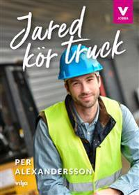 Jared kör truck (CD + bok)