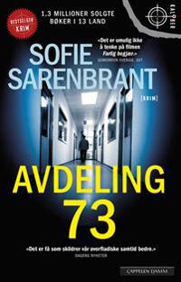 Avdeling 73 - Sofie Sarenbrant pdf epub