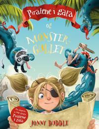 Piratene i gata og monstergullet - Jonny Duddle | Ridgeroadrun.org