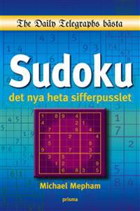 Sudoku : det nya heta sifferpusslet