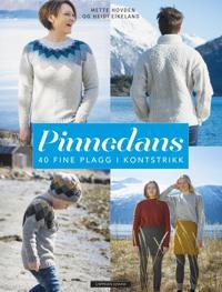 Pinnedans; 40 fine plagg i kontstrikk