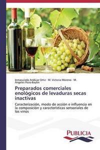 Preparados Comerciales Enologicos de Levaduras Secas Inactivas