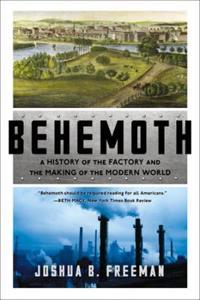 Behemoth Joshua B. Freeman häftad (9780393356625