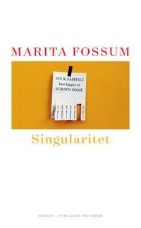 Singularitet - Marita Fossum pdf epub