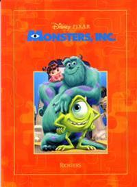 Monsters Inc - Stor klassiker