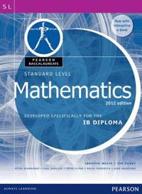 Pearson Baccalaureate Standard Level Mathematics Bundle for the IB Diploma