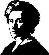 Rosa Luxemburg bokstöd