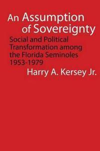 An Assumption of Sovereignty