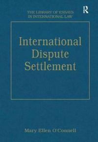 International Dispute Settlement
