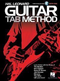 Hal Leonard Guitar Tab Method Book One