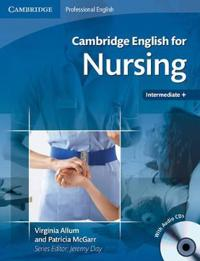 Cambridge English for Nursing [With 2 CDs]