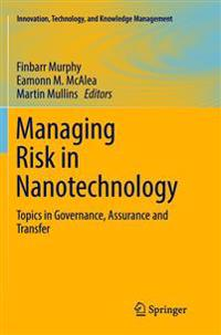 Managing Risk in Nanotechnology