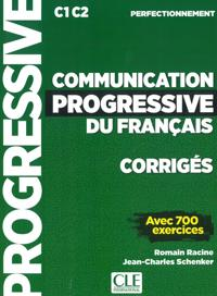 Communication progressive du français. Niveau perfectionnement. Lösungsheft